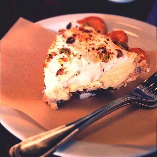 Dessert Downtown Los Angeles Earl Grey Tea The Pie Hole