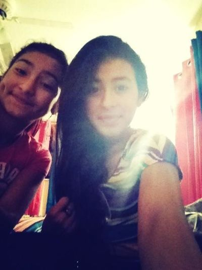 With My Cuzin <3