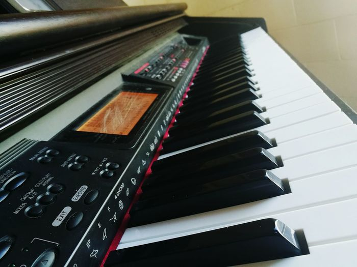 Music Close-up Piano Musical Equipment Arts Culture And Entertainment