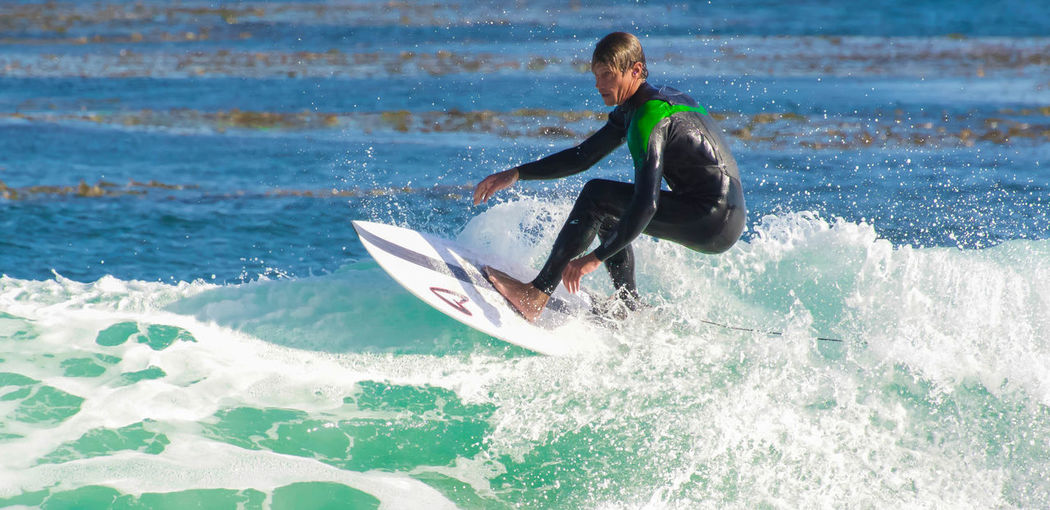 Surf California The Great Outdoors - 2015 EyeEm Awards Surfing Surf Photography Capturing Freedom Blue Wave