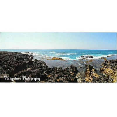 Coastal Panoramic Photography By: @Videoprince Hawaii Oahu Luckywelivehi HiLife 808  Alohastate Beautiful Venturehawaii Instagram Instatravel Hnnsunrise Photographer Cameralife Photography Cameraready Beach Sand Ocean Westside Justlivinglife Landscape Panoramic