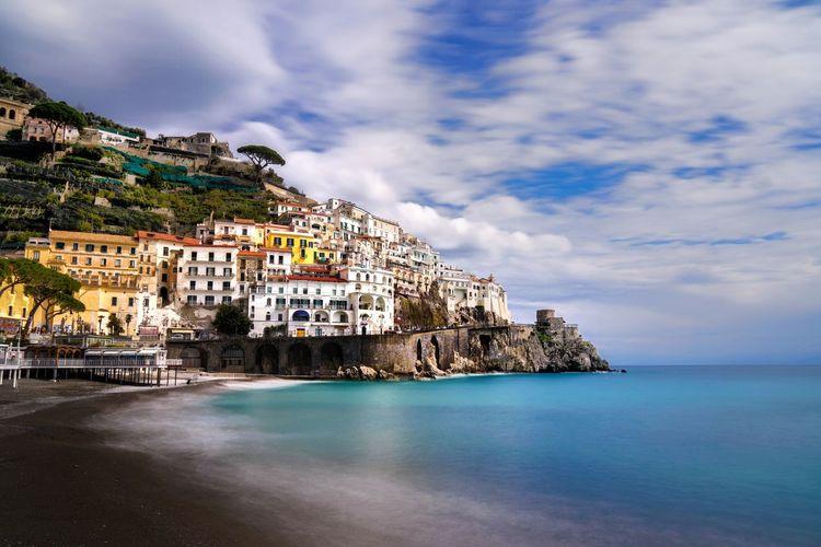 Beautiful beach Amalfi Coast Amalfi  Amalficoast Amalfi Italy Italy Italia Positano Positano, Italy Europe Europe Trip Euro Italian