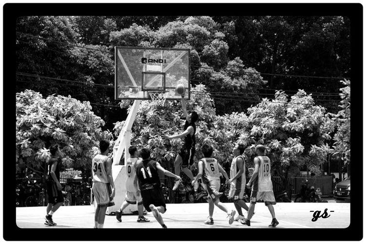 Team__(2/bw) Basketball Monochrome B&w Photography Portrait