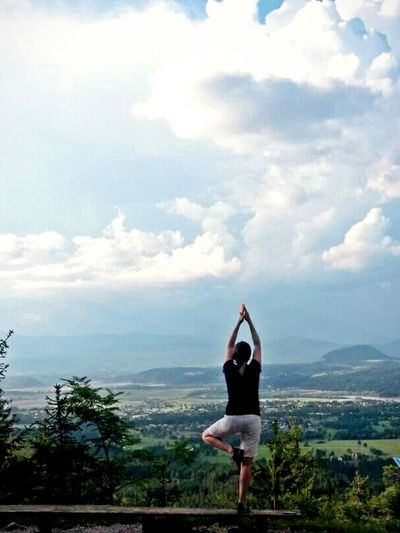 South Yoga Pose Yoga Yogagirl Österreich Austria Quiet Moments Quiet Workout Early Morning Nature_collection