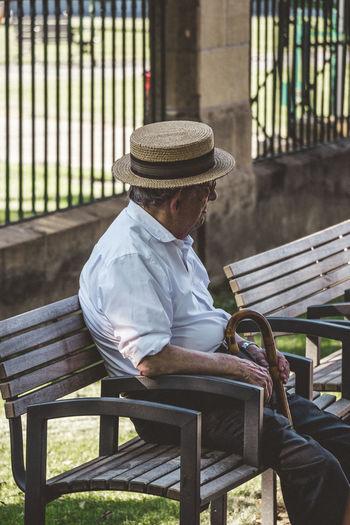 oldman Seat Hat