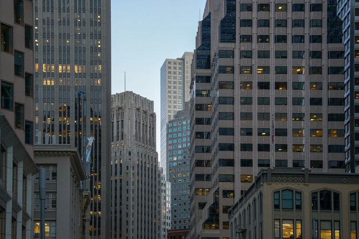 San Francisco downtown district Builings California City Financial District  Offices San Francisco Towards The Sky Citycenter Look Up Windows Office Building Low Art Deco Office Building Exterior Urban Skyline Tower Downtown District Building Story Financial District  Tall - High General View