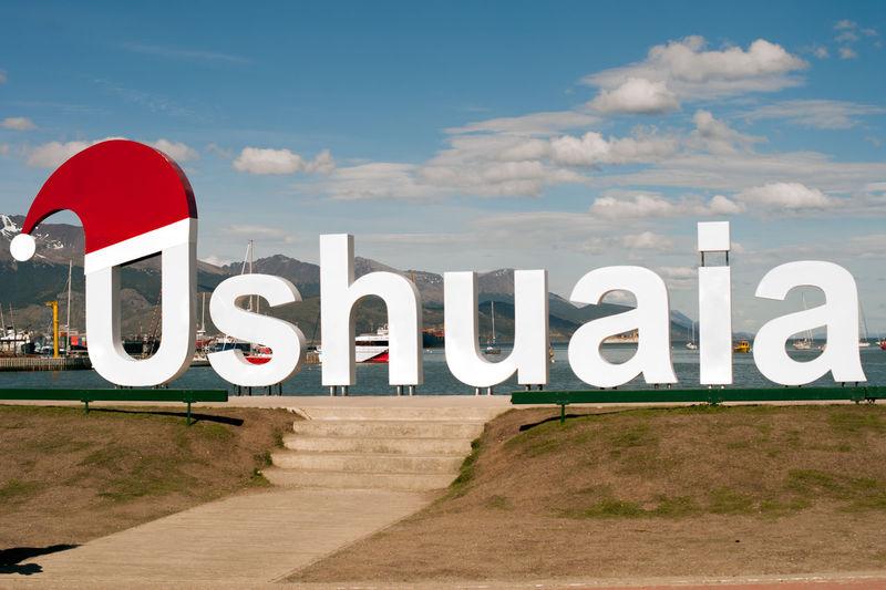 word Ushuaia
