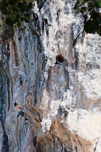 Climbing A
