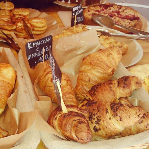 Work Elrumbo Goodmorning Breakfast мнями #вкусняши Моя любимая пекарня, манящая своими ароматами, соблазняла меня на эту вкуснотищу, но нет, купила кашу ;) #urbancafe #inspiration #хорошегодня #люблюсвоюработу