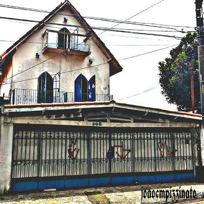 Abandoned House. Abandoned House HDRDarkness Colors city zonasul saopaulo brasil photography neighborhood streetphotography building oldhouse oldtime