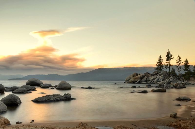 Feeling good back on EyeEm Lake Tahoe Long Exposure NEM Landscapes Housewrighter