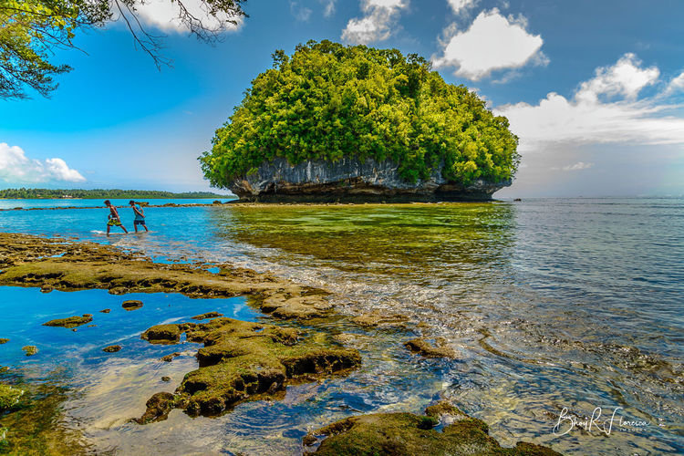 Britania group of Islands (2016) San Agustin, Surigao del Sur Philippines Beach Beauty In Nature Blue Britania Island Cloud - Sky Day Horizon Over Water Idyllic Land Nature Outdoors Plant Scenics - Nature Sea Sky Tranquil Scene Tranquility Tree Water Waterfront