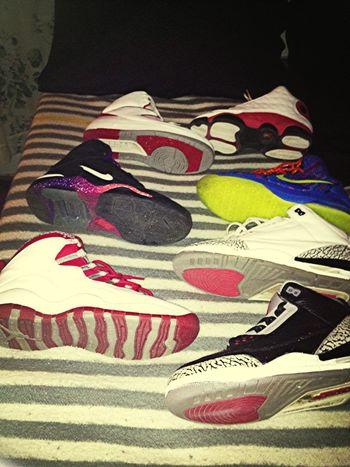 Just 7 Of My Fav Kicks That U Have