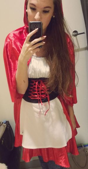 Carnival 😄💕 No Filter Self Portrait Brown Eyes Carnival Thats Me  Sexygirl Sexyselfie Costume Portrait Colors That Girl Girl Popular Photos ThatsMe Brown Hair Taking Photos That's Me! Color Portrait Sexylady Redhead Red 2016 Colorful Woman Photooftheday