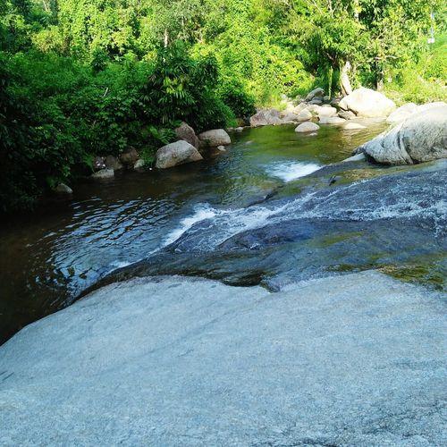 padang rengas Sungai Jernih Rock - Object