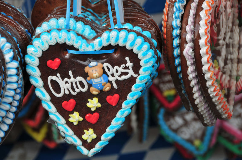 Close-up of chocolate candies for sale in store