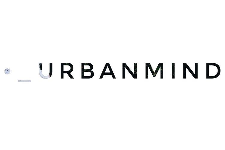 The new •_urbanmind logo. UrbanMind Logo Logo Design Photography Communication Text Internet Global Communications Technology Symbol Single Word Business Information Medium White Background Computer Network No People