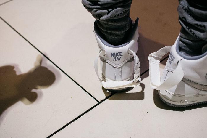 Nike Candid Nikon Perspectives VSCO New York