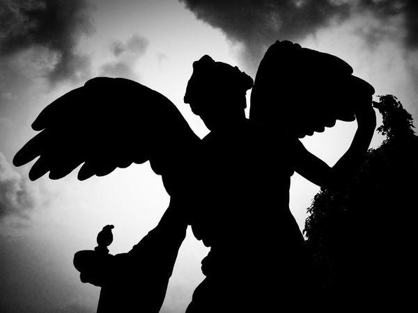 Grounded Cemetery NEM Black&white Mob Fiction NEM BadKarma