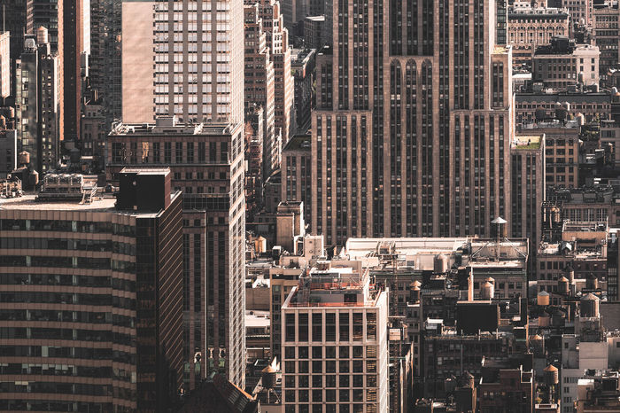 City Empire Manhattan USA Architecture Building Exterior Built Structure City Cityscape Day No People Outdoors Residential  Skyscraper Vintage New York NYC The Architect - 2018 EyeEm Awards