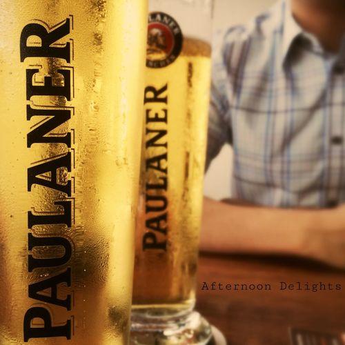 IPhoneography Beer German Food Relaxing