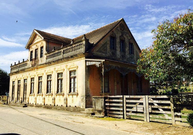Old german house Taking Photos Enjoying Life in SantaCatarina
