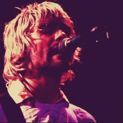 Kurt Donald Cobain. Kurtcobain nirvana