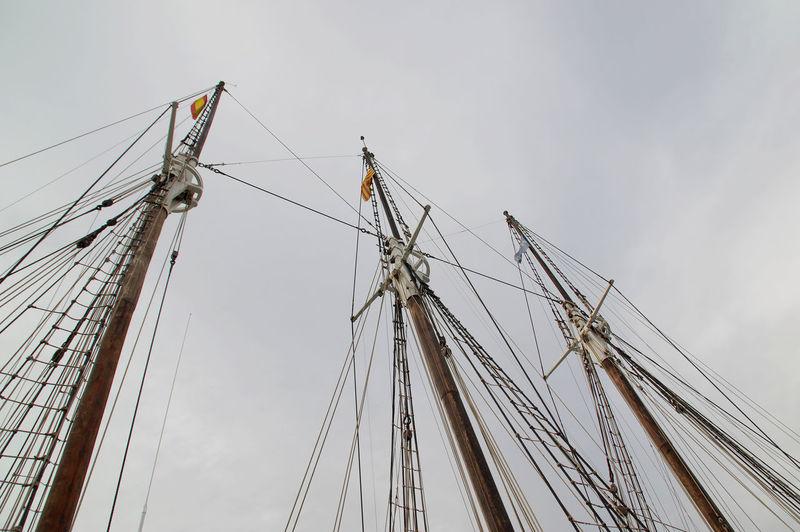 Sailboat Masts Big Sailboat Masts Navigation Sailboat Sailboat Part Sailboat Rigging Three Masts