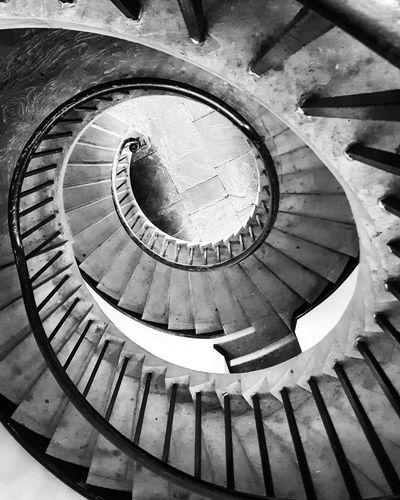 Stairs Blackandwhite Snartphonephoto Black And White Friday