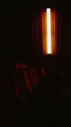 Kino Indoors  Illuminated Dark Cinema Cinematography Interior Design Light Filmfestival Hamburg