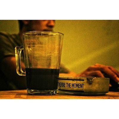 -Nikmat Kopi Noesantara, Aseli Inspiratip. Antariksa_id Paradekopi Inspirethemoment Coffeetime Blackcoffee Mandhailing Priangan Litemixed Kopinusantara Kopihitam