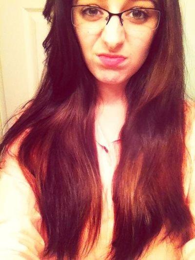 Getting A Hair