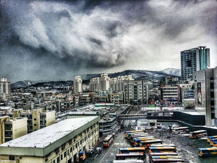 the Snow Cloud is going away. Winter City