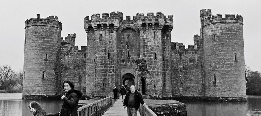 Bodiam Castle England History Built Structure Architecture Travel Destinations Travel Fairytale  Castle