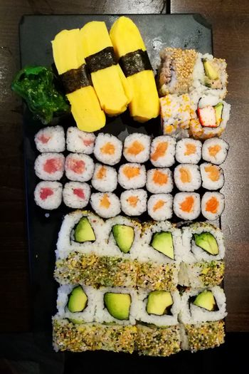 Sushi Cucumber SLICE Food Healthy Eating Freshness Rolled Up Ready-to-eat Serving Size Appetizer No People Indulgence Indoors  Sandwich Food Styling Vegetarian Food Healthy Lifestyle Gourmet Vegetables Food And Drink Vegetable Freshness Refreshment Greek Food Day Food Stories