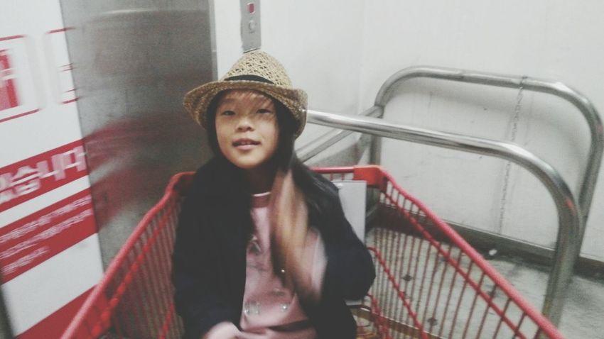 Sister Cart Hat Mart