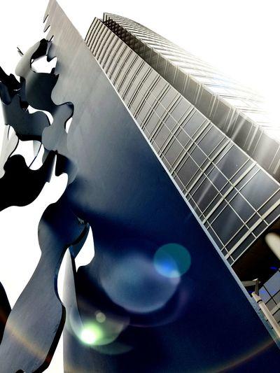 No People Architecture Day Close-up Grand Rapids, MI Sculpture