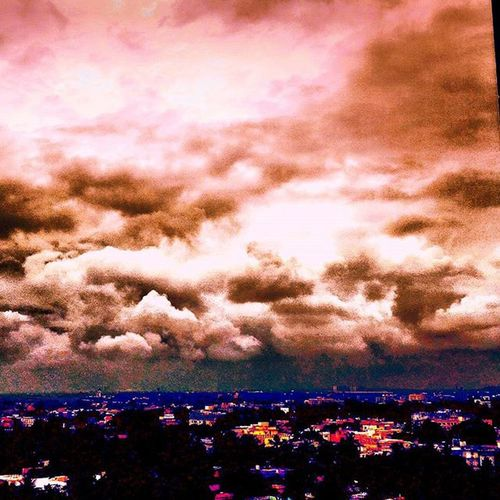 Clouds Cloudporncentral Cloudporn Skyscape Skyporn Skylovers Skyporn MyClick MyEdit Dystopia Psychedelic Newfilter Myownfilter Pinksky Tinkeringwithphotos Lovingtheweather StormPorn Stormontheway Stormysaturday Neverstopdreaming