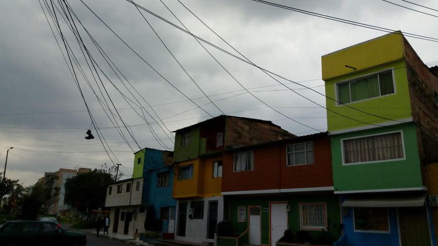 Bogota. Power