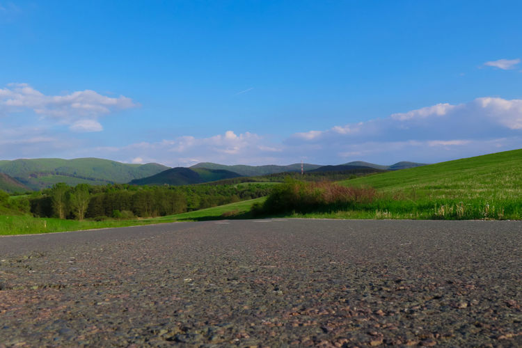 Road =) Nature