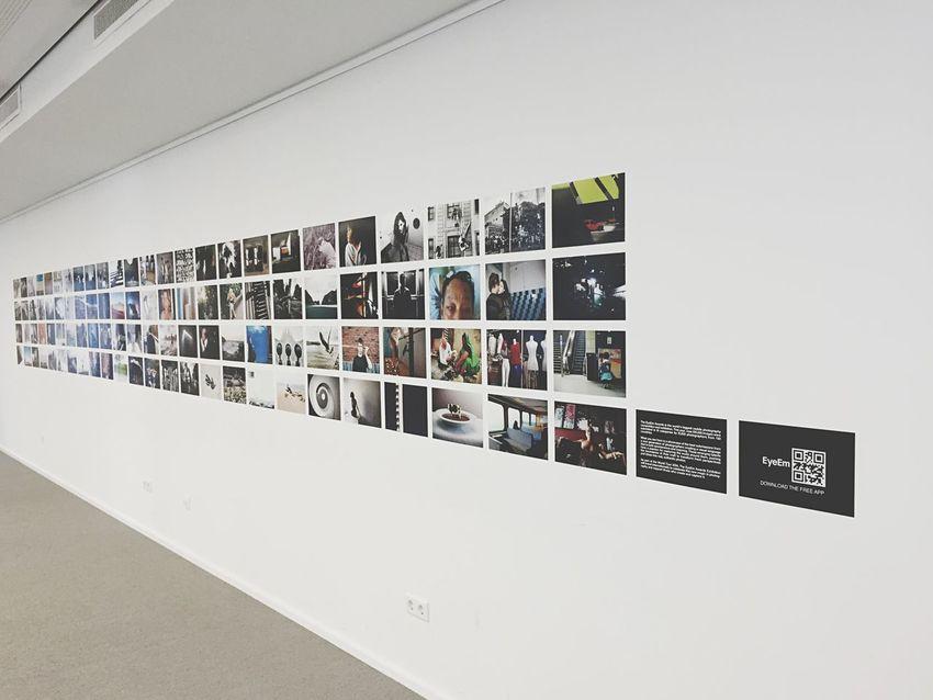 Photoweekend Duesseldorf Exhibition 100 EyeEm