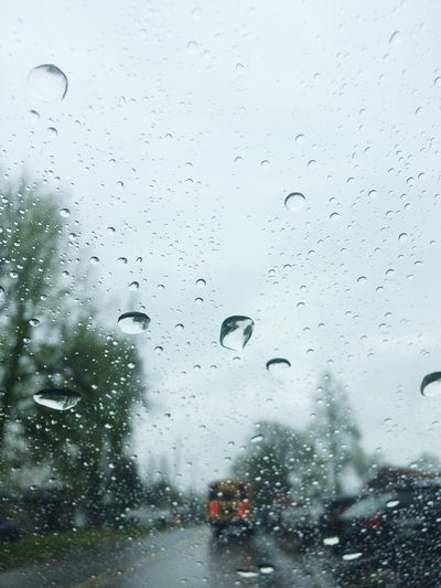 Drop Water Wet Glass - Material Mode Of Transportation Transparent Window Rain Rainy Season No People Summer Exploratorium