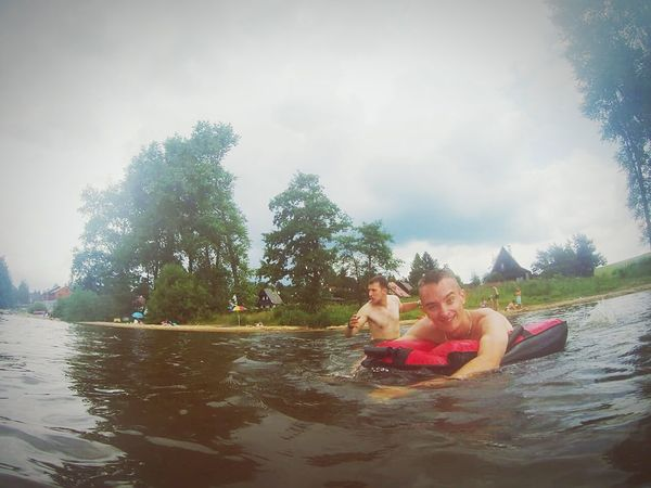 Lipno Water Gopro People Summer 2016 😿 Summer Summer ☀ Summer 2016
