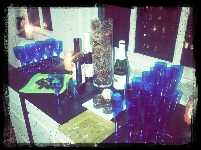 goodies from our holiday anniversary party!