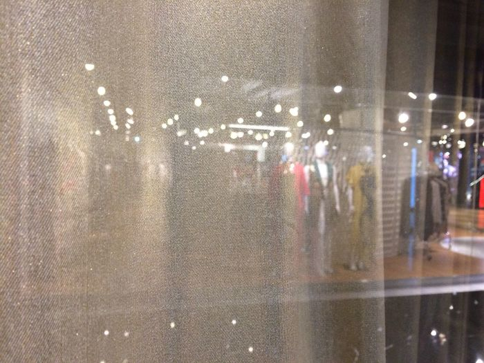 Store Window Retail  Retail Display Reflection City Architecture Wet Built Structure Window Reflection Real People Glass - Material Indoors  Illuminated Transparent Adult