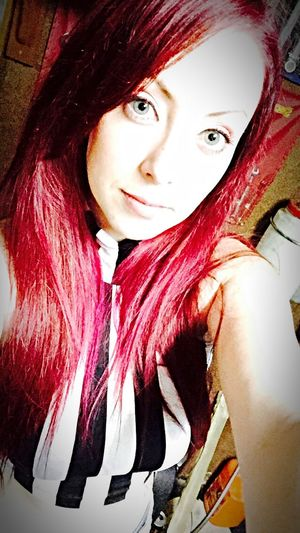 Just Me 😸 RedHeadBeauty Redheadarmy Love Redheads That's Me Beautiful ♥ Model?