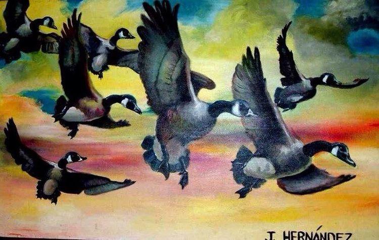 Flight in Acrylic Streamzooers Streamzoofamily My Painting Streamzoo