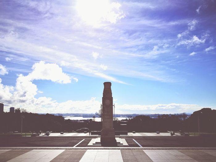 Sky 奥克兰 Auckland 奥克兰战争纪念博物馆 Auckland War Memorial Museum Cloud - Sky