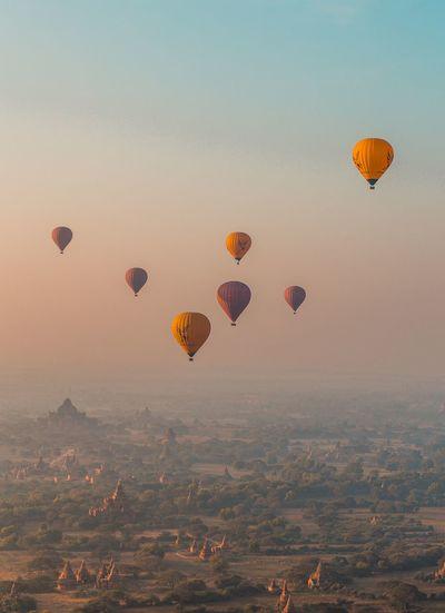 Sunrise Bagan