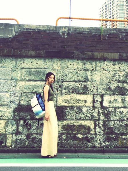 Fashion Selfportrait Japan Tokyo